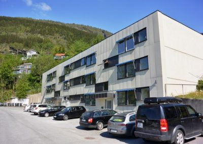 Vossevangen – Norwegia